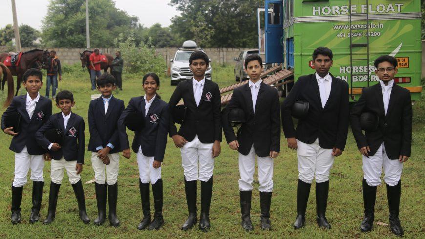 Nasr Equestrian Team